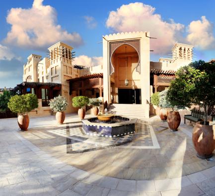 Postmodern「Beautiful view of Souq Madinat Jumeirah」:スマホ壁紙(6)