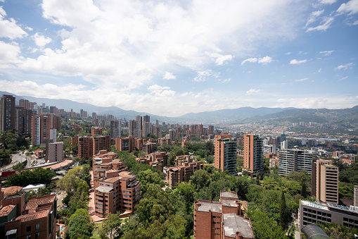 Colombia「Beautiful view of Medellin, Colombia」:スマホ壁紙(18)