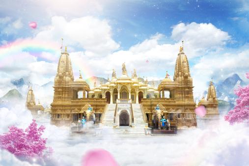 Temple「A Beautiful Visualization Of Heaven」:スマホ壁紙(17)