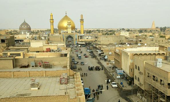 Samarra - Iraq「Iraqis Deal With The Aftermath Of Fierce Firefight In Samarrah 」:写真・画像(2)[壁紙.com]