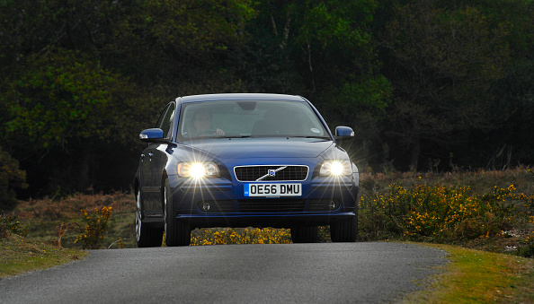 Headlight「2006 Volvo S40」:写真・画像(7)[壁紙.com]