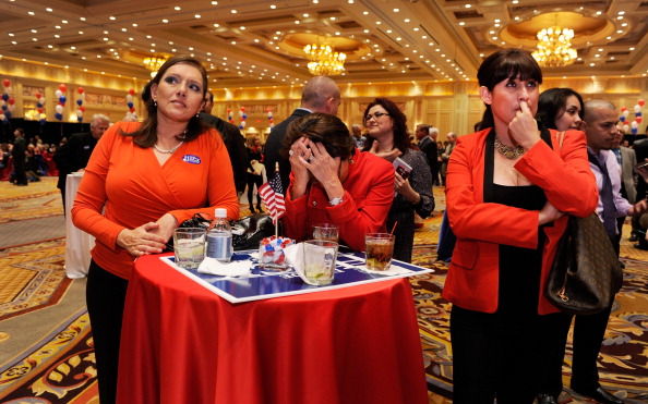 David Becker「Americans React To Results Of Presidential Election」:写真・画像(15)[壁紙.com]