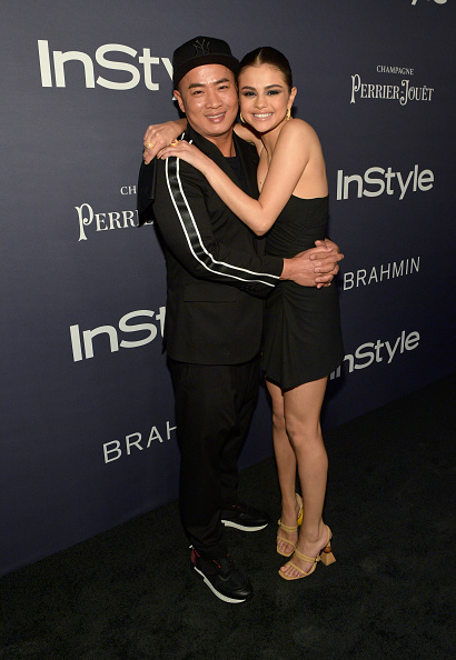 """Hanging「InStyle Presents Third Annual """"InStyle Awards"""" - Red Carpet」:写真・画像(18)[壁紙.com]"""