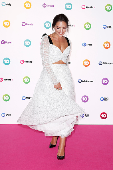 White Skirt「Network 10 Melbourne Upfronts 2020」:写真・画像(13)[壁紙.com]