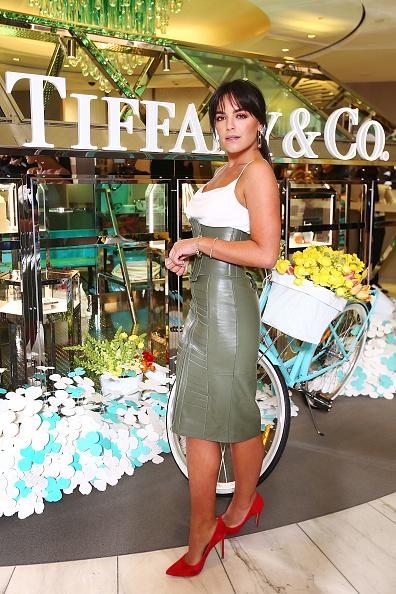 Pump - Dress Shoe「Tiffany & Co. Paper Flowers Launch」:写真・画像(4)[壁紙.com]