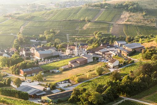 Loire Valley「The village of Chavignol near Sancerre.」:スマホ壁紙(14)