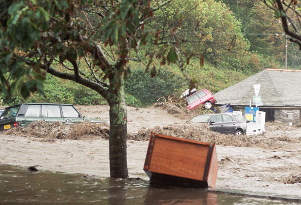 Idyllic「Flash Flood Hits North Cornish Village Of Boscastle」:写真・画像(7)[壁紙.com]