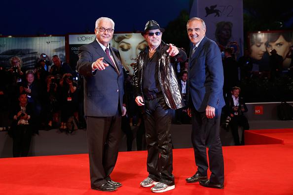 Tristan Fewings「'Il Decalogo Di Vasco' Premiere - 72nd Venice Film Festival」:写真・画像(11)[壁紙.com]