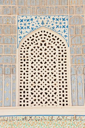 Fretwork「Detail of Gur-e Amir, Samarkand」:スマホ壁紙(13)