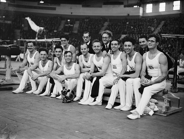 Gymnastics「British Gymnastics Team」:写真・画像(5)[壁紙.com]