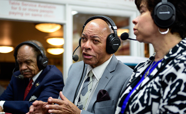 Flower Shop「SiriusXM Host Joe Madison Honors The Life And Legacy Of Dr. Martin Luther King Jr., With A Live Broadcast From Ben's Chili Bowl In Washington, DC」:写真・画像(10)[壁紙.com]