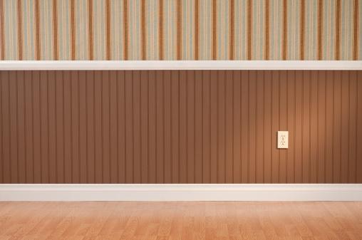 Baseboard「Empty Room」:スマホ壁紙(19)