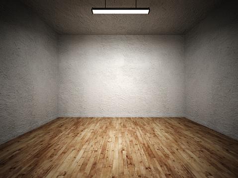 Concrete「Empty room」:スマホ壁紙(14)