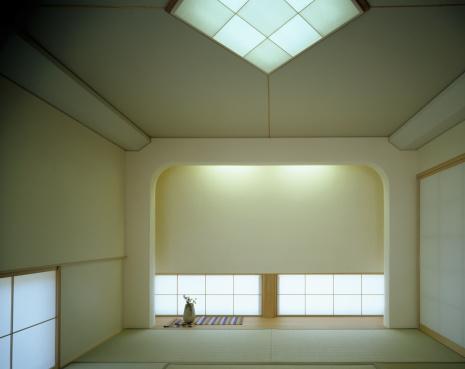 Japanese Culture「Empty room」:スマホ壁紙(7)