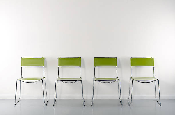 Empty Room WIth 4 Chairs:スマホ壁紙(壁紙.com)