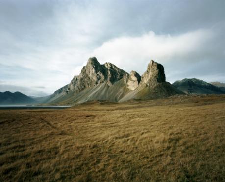 Volcanic Landscape「Hvalnes, East Iceland」:スマホ壁紙(0)