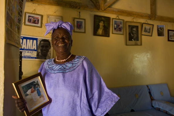 Kogelo「Barak Obama's Grandmother Awaits Super Tuesday Results」:写真・画像(13)[壁紙.com]