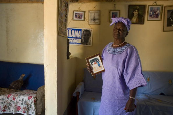 Kogelo「Barak Obama's Grandmother Awaits Super Tuesday Results」:写真・画像(19)[壁紙.com]