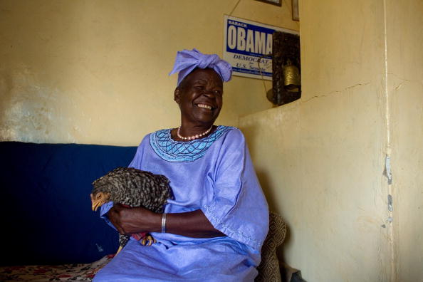 Kogelo「Barak Obama's Grandmother Awaits Super Tuesday Results」:写真・画像(14)[壁紙.com]