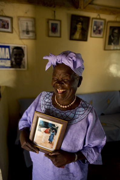 Kogelo「Barak Obama's Grandmother Awaits Super Tuesday Results」:写真・画像(16)[壁紙.com]
