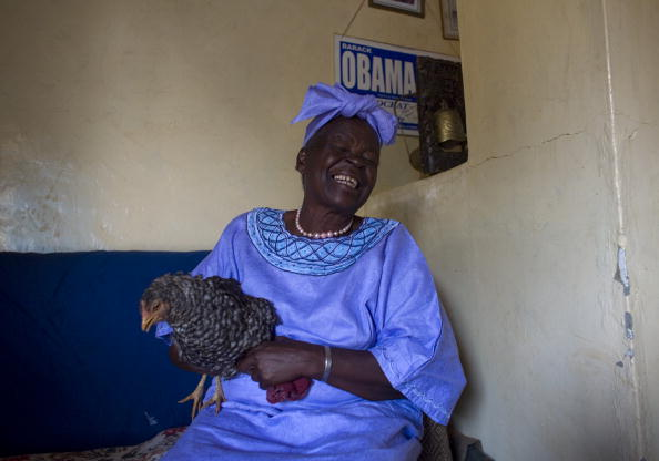 Kogelo「Barak Obama's Grandmother Awaits Super Tuesday Results」:写真・画像(12)[壁紙.com]