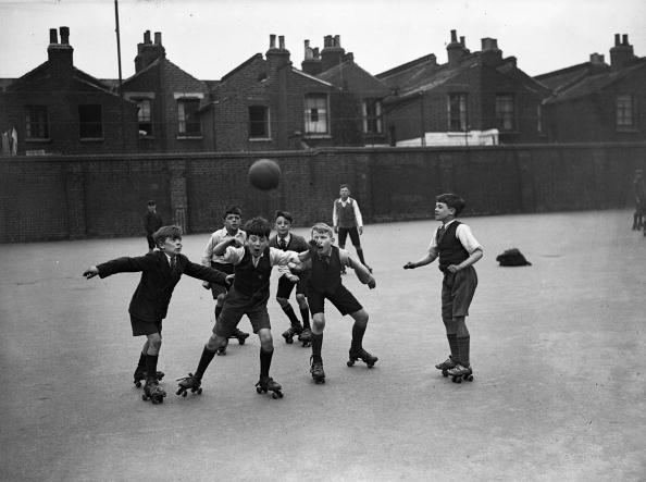 East London「Roller Football」:写真・画像(12)[壁紙.com]