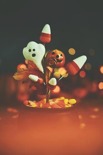 Sweet Food「Halloween still life」:スマホ壁紙(16)