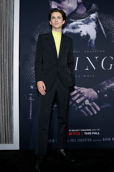 "Mock Turtleneck「Netflix ""The King"" NY Special Screening」:写真・画像(2)[壁紙.com]"