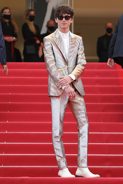 """International Cannes Film Festival「""""The French Dispatch"""" Red Carpet - The 74th Annual Cannes Film Festival」:写真・画像(7)[壁紙.com]"""