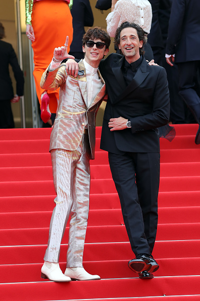 """Adrien Brody「""""The French Dispatch"""" Red Carpet - The 74th Annual Cannes Film Festival」:写真・画像(17)[壁紙.com]"""