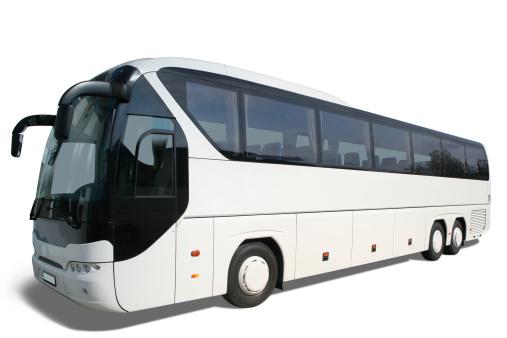 Exploration「White bus」:スマホ壁紙(15)