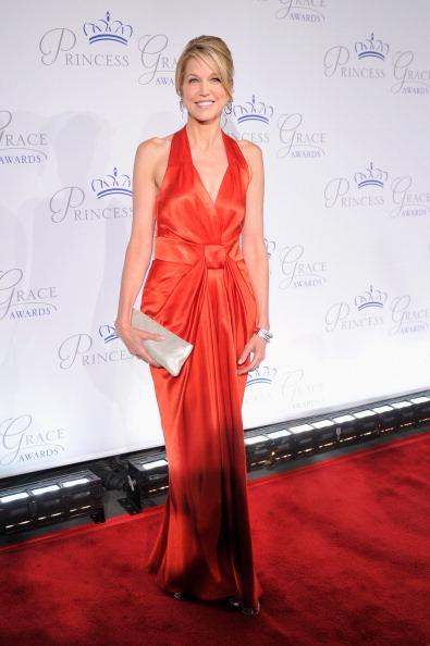 Floor Length「30th Anniversary Princess Grace Awards Gala - Arrivals」:写真・画像(14)[壁紙.com]