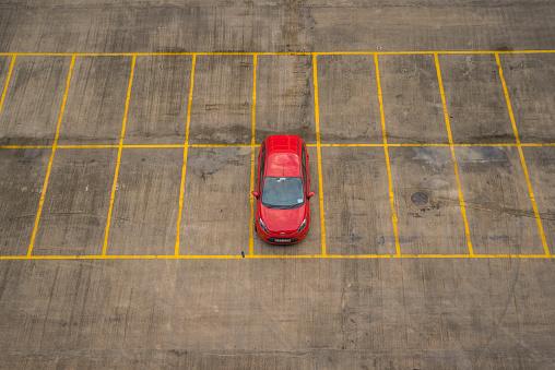 Parking Lot「Valletta, municipal parking」:スマホ壁紙(4)