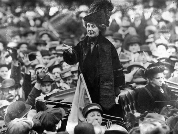 Pankhurst Jeered:ニュース(壁紙.com)