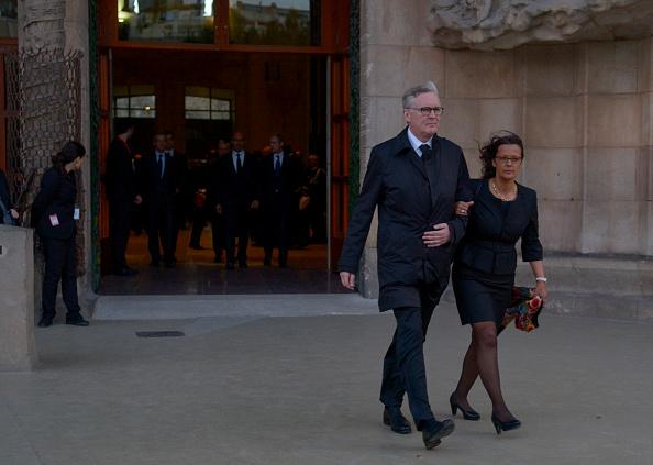 Sagrada Familia - Barcelona「State Funeral For Germanwings Accident Victims」:写真・画像(14)[壁紙.com]