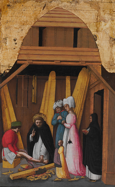 Miracle「Saint Peter Martyr Healing The Leg Of A Young Man」:写真・画像(11)[壁紙.com]