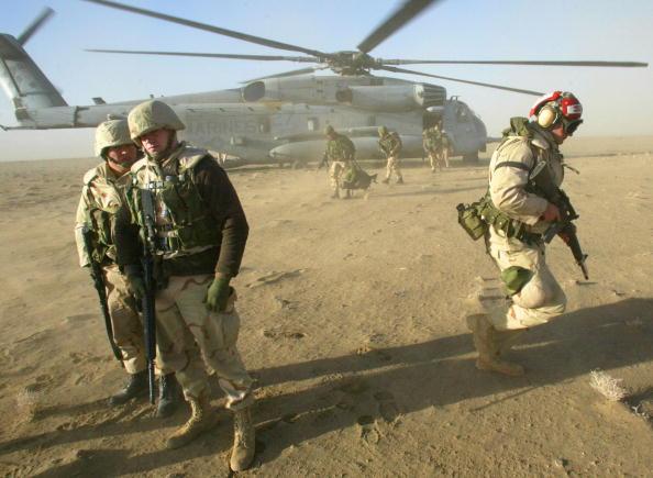 Operation Anaconda「Marine Forward Arming Refueling Point in Eastern Afghanistan.」:写真・画像(4)[壁紙.com]