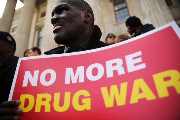 Crime「Rally Held In Support Of Brooklyn DA's Plan To Stop Prosecuting Minor Marijuana Offenses」:写真・画像(10)[壁紙.com]