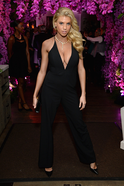 Charlotte McKinney「BVLGARI And Save The Children STOP. THINK. GIVE. Pre-Oscar Event」:写真・画像(1)[壁紙.com]