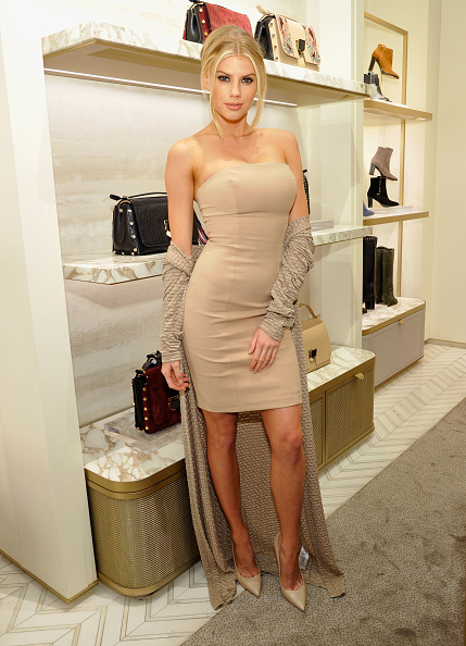 Charlotte McKinney「An Evening To Support DKMS Hosted By Jimmy Choo And Cindy Crawford」:写真・画像(9)[壁紙.com]