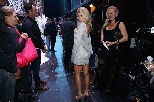 Charlotte McKinney「Spike TV's Guys Choice 2015 - Backstage And Audience」:写真・画像(7)[壁紙.com]