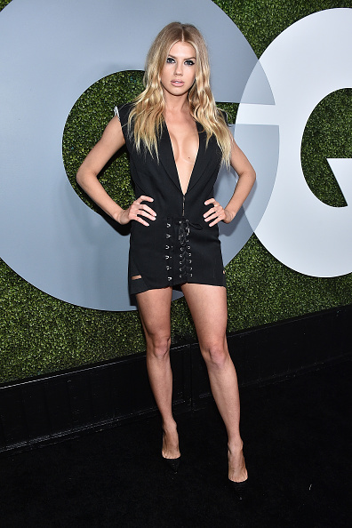 Charlotte McKinney「2016 GQ Men of the Year Party - Arrivals」:写真・画像(3)[壁紙.com]
