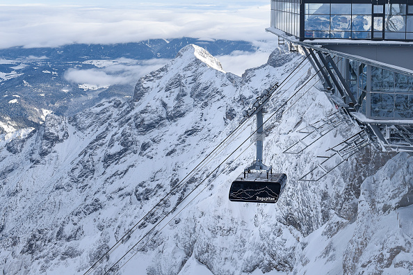 European Alps「New Aerial Tramway Breaks Three World Records」:写真・画像(2)[壁紙.com]