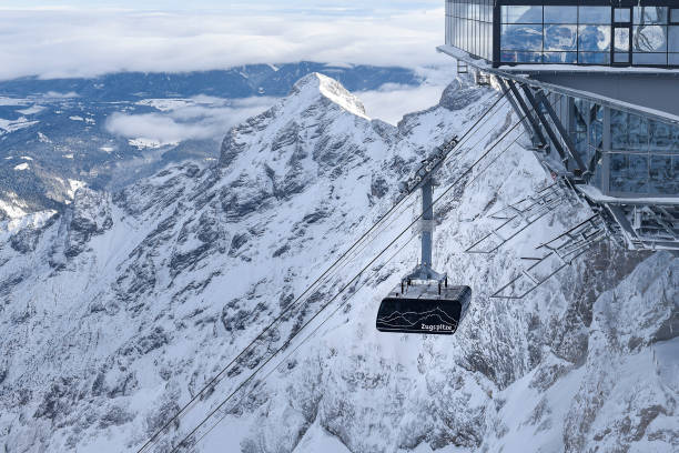 New Aerial Tramway Breaks Three World Records:ニュース(壁紙.com)