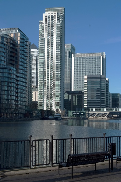 Corporate Business「Docklands And Canary Wharf」:写真・画像(15)[壁紙.com]