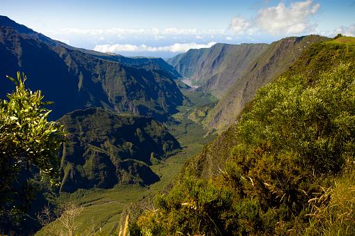 Reunion Island「La Réunion, volcano Piton de la Fournaise」:スマホ壁紙(10)