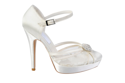 結婚「花嫁の靴」:スマホ壁紙(6)