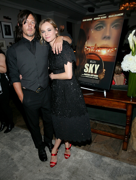 Norman Reedus「CHANEL Party for Sky At Soho House Toronto」:写真・画像(9)[壁紙.com]