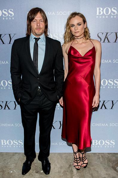 "Diane Kruger「The Cinema Society And Hugo Boss Host The Premiere Of IFC Films' ""Sky"" - Arrivals」:写真・画像(13)[壁紙.com]"
