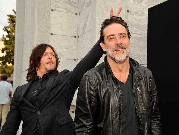 "Norman Reedus「AMC presents ""Talking Dead Live"" for the premiere of ""The Walking Dead""」:写真・画像(18)[壁紙.com]"